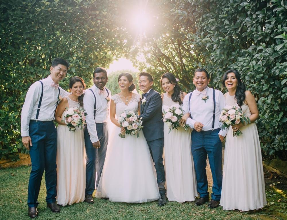 Real Wedding – Tony and Christina