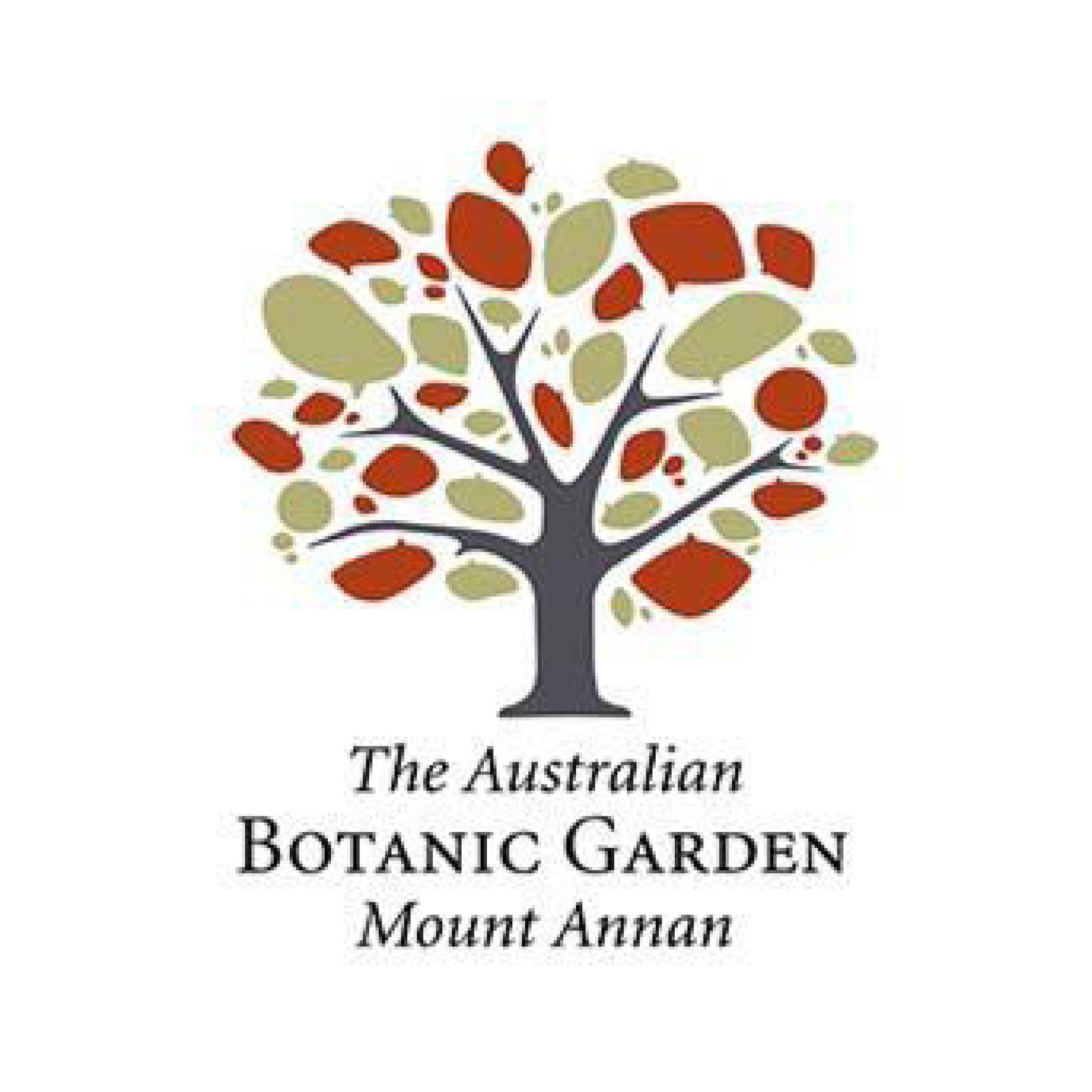 Australian botanic garden mount annan wedding invitations